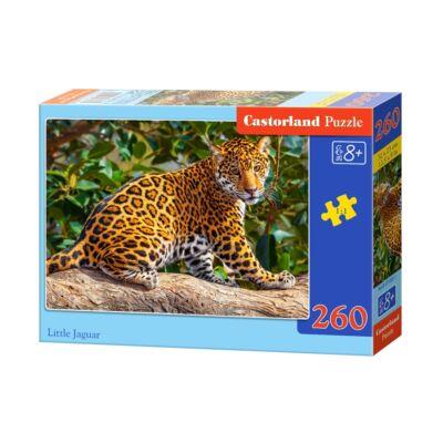 260 db-os puzzle - Kicsi jaguár