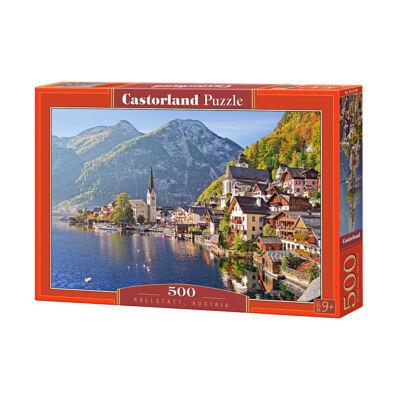 500 db-os Puzzle -  Hallstatt, Ausztria