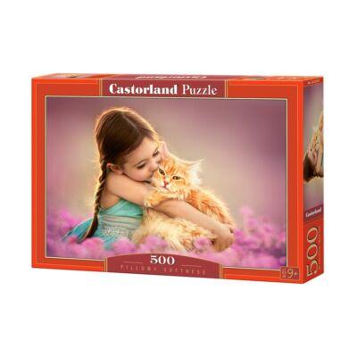 500 db-os puzzle - Puha gyengédség