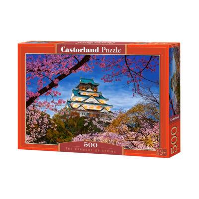 500 db-os puzzle - Tavaszi harmónia