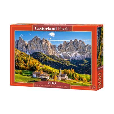 500 db-os puzzle - Szent Magdolna templom, Olaszország