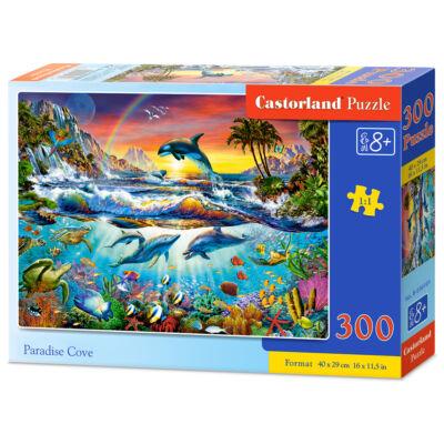 300 db-os puzzle - Paradicsom