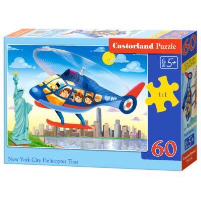 60 db-os Puzzle - Helikopteres utazás