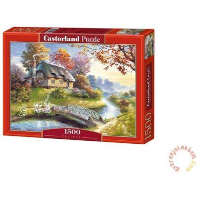 1500 db-os Puzzle - Kunyhó