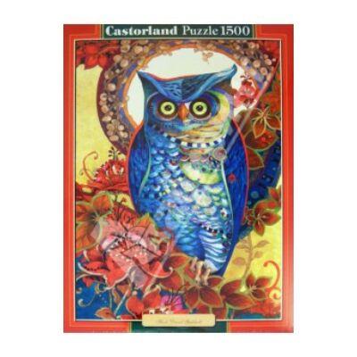 1500 db-os puzzle – Huhogás
