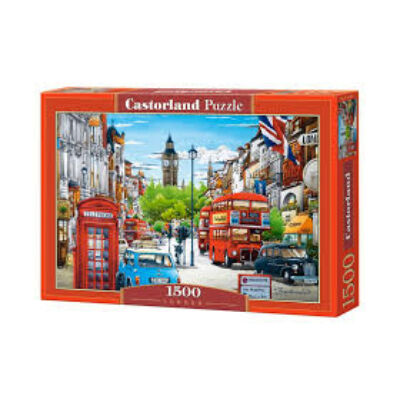 1500 db-os puzzle - London
