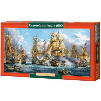 4000 db-os puzzle – Vízi csata
