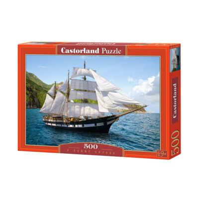 500 db-os Puzzle – Egy napos utazás