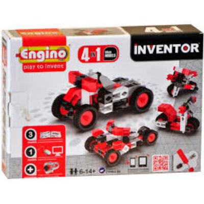 Engino Inventor motorok 4in1