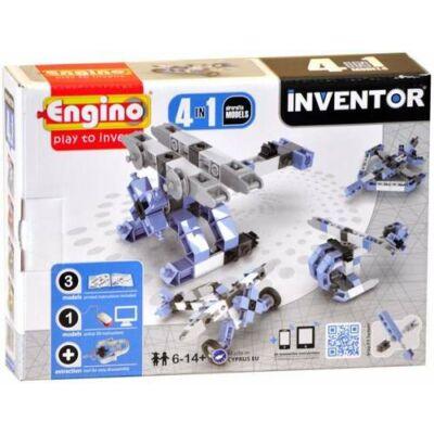Engino Inventor repülők 4in1