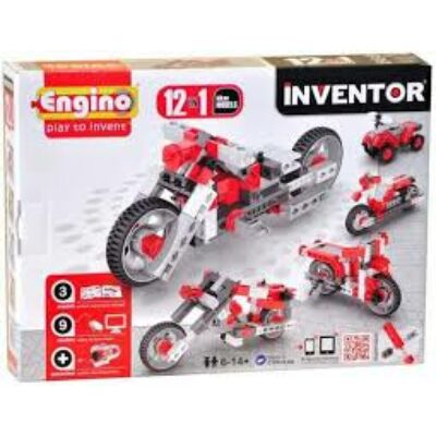 Engino Inventor motorok 12in1