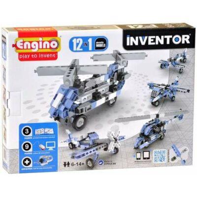Engino Inventor repülők 12in1