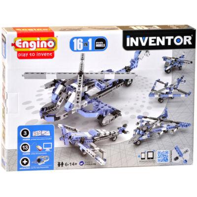 Engino Inventor repülők 16in1