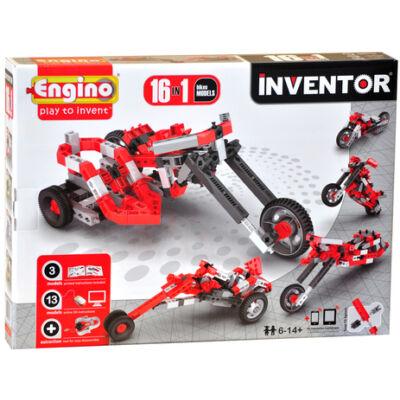 Engino Inventor motorok 16in1