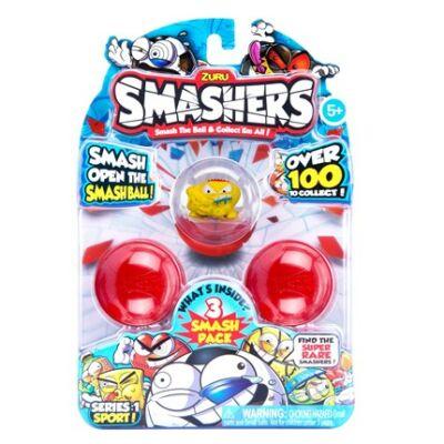 Smashers 3 db-os