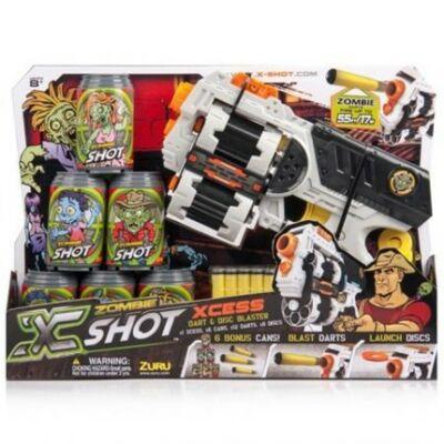 Xshot forgotáras pisztoly-Zombie