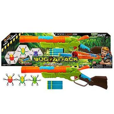 Xshot Bogártámadás-duplacsövő fegyver