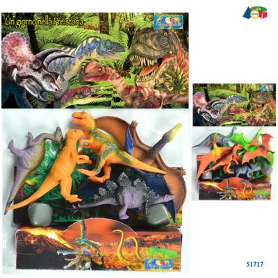 Állatszett - Dinoszauruszok