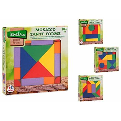 Fa mozaik (tangram)