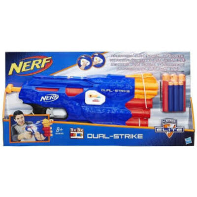 Nerf N-strike Dual Strike