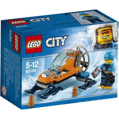 Lego City Sarkvidéki jégsikló