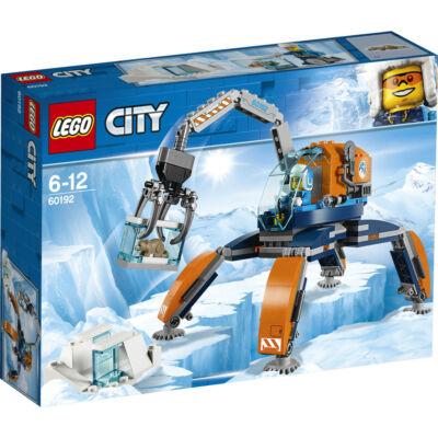 Lego City Sarkvidéki lánctalpas jármű