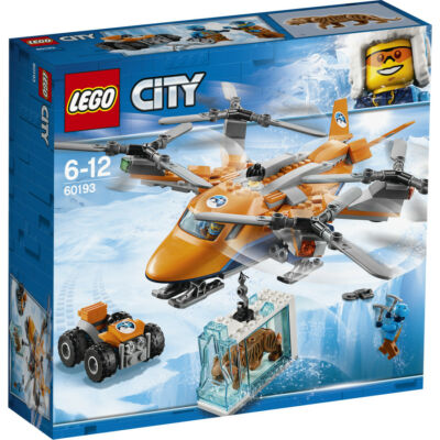 Lego City Sarkvidéki légi szállítás