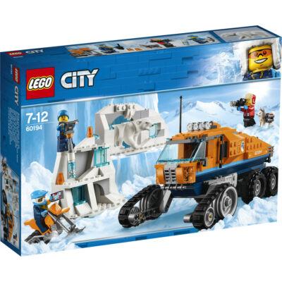 Lego City Sarkvidéki felderítő teherautó
