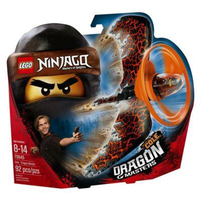 Lego Ninjago Cole sárkánymester