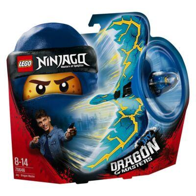 Lego Ninjago Jay sárkánymester