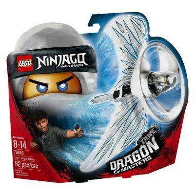 Lego Ninjago Zane sárkánymester