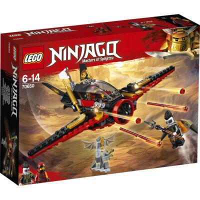 Lego Ninjago A sors szárnya