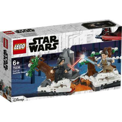 Lego Star Wars Párbaj a Starkiller bázison