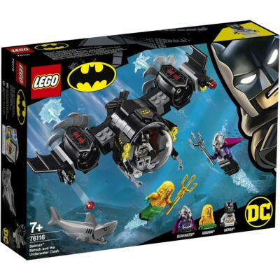 Lego Super Heroes Batman tengeralattjárója
