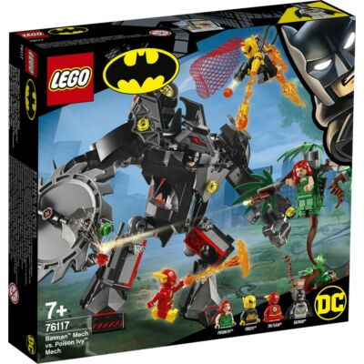 Lego Super Heroes Batman vs Mérgescsók