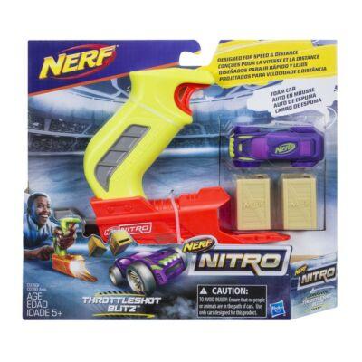 Nerf Nitro Throttleshot kilövő