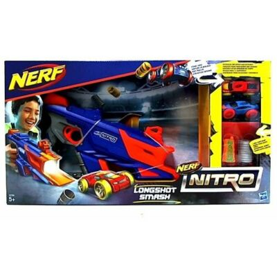 Nerf Nitro Longshot Smash kilövő