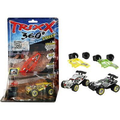 Trixx autó rámpával