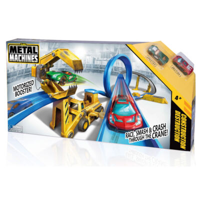 Metal Machines halálkanyar pálya
