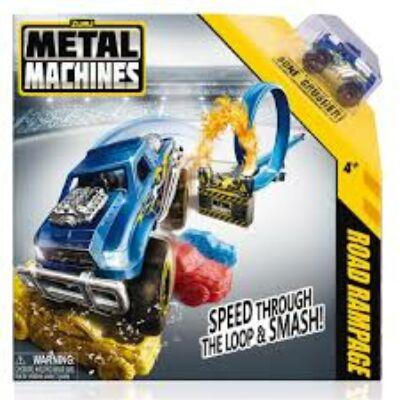 Metal Machines rendőrségi pálya