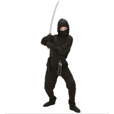 Ninja jelmez 128-as