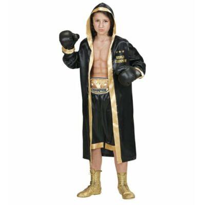 Világbajnok bokszoló jelmez 140-es